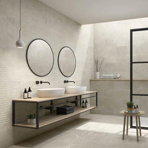 Reforma completa de baño en Avilés
