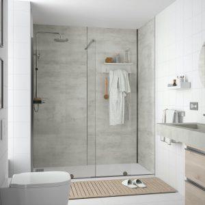 reforma sin obras de baño Avilés Nubanny