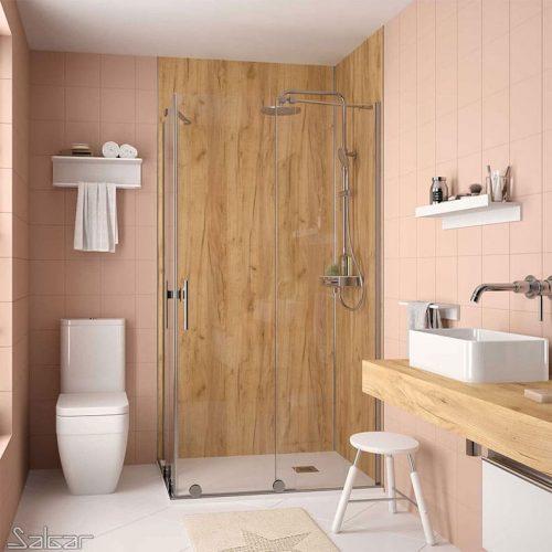 Cambio de bañera por ducha Nubanny