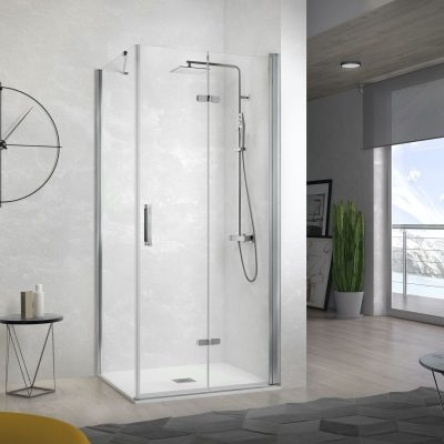 Mamparas de ducha plegables Nubanny en Avilés