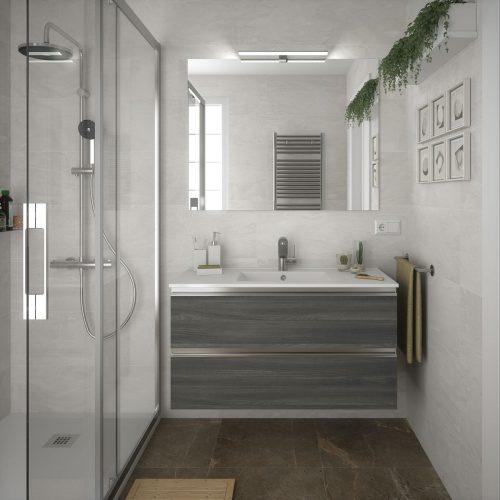 Reforma de baño sin obras Nubanny en Avilés